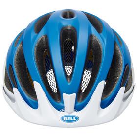 Bell Traverse Mips Pyöräilykypärä , sininen/valkoinen